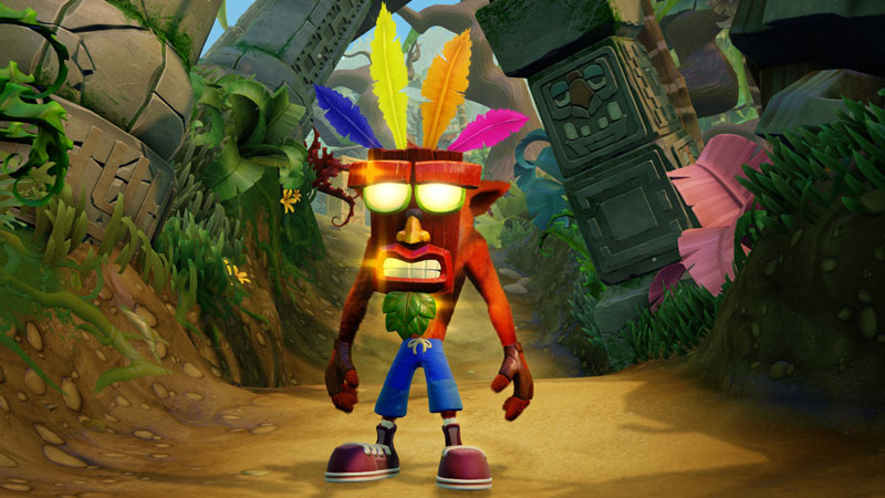 Crash Bandicoot: N-Sane Trilogy Golden TOTAKU™ Edition - Screenshot 6