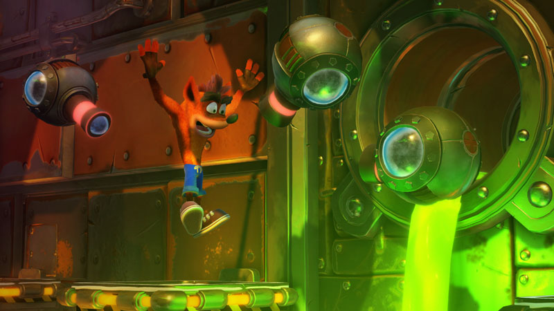Crash Bandicoot: N-Sane Trilogy - Screenshot 7