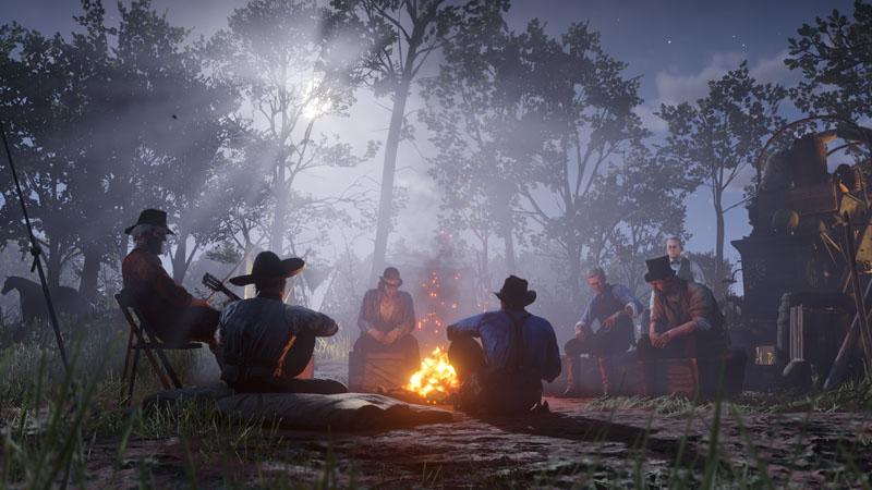 Red Dead Redemption 2 Ultimate Edition - Screenshot 10
