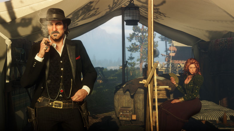Red Dead Redemption 2 - Screenshot 17