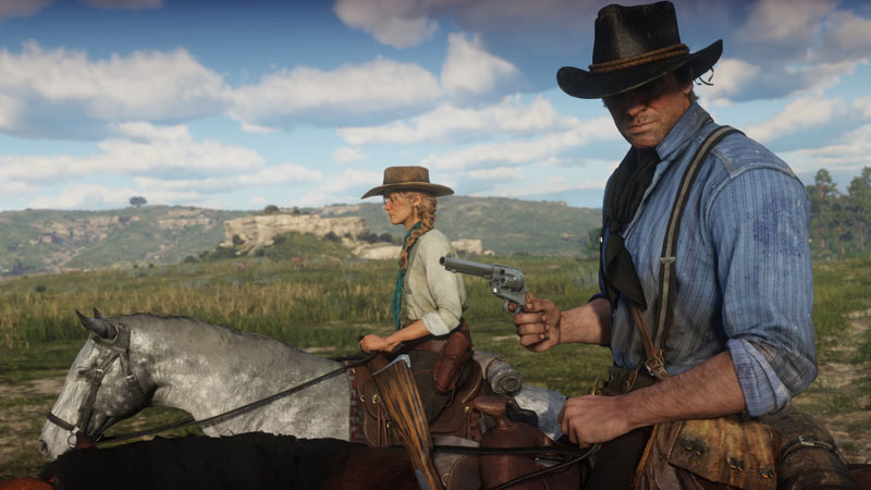 Red Dead Redemption 2 - Screenshot 21