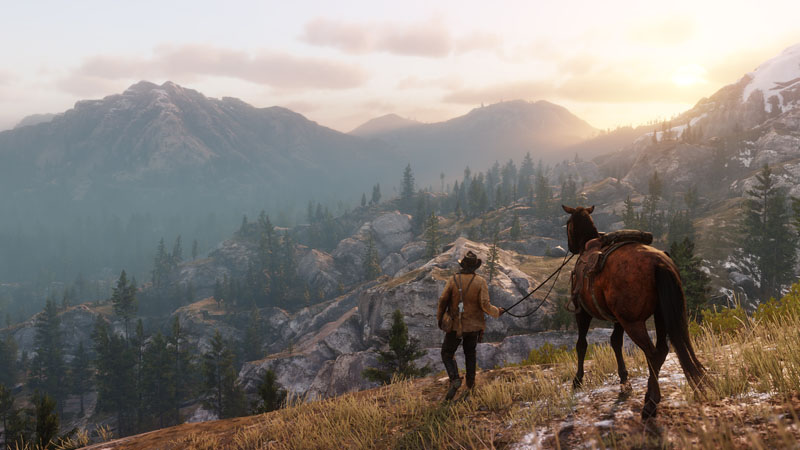 Red Dead Redemption 2 - Screenshot 24