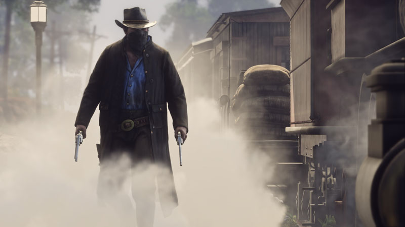 Red Dead Redemption 2 - Screenshot 32