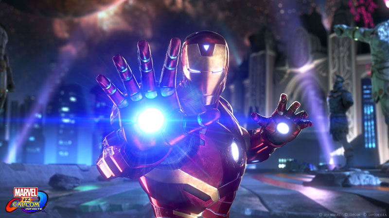 Marvel vs Capcom: Infinite - Screenshot 10