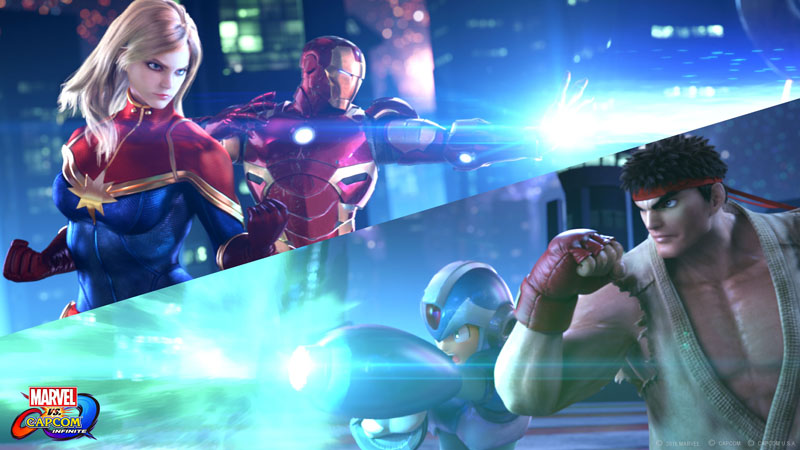 Marvel vs Capcom: Infinite - Screenshot 16