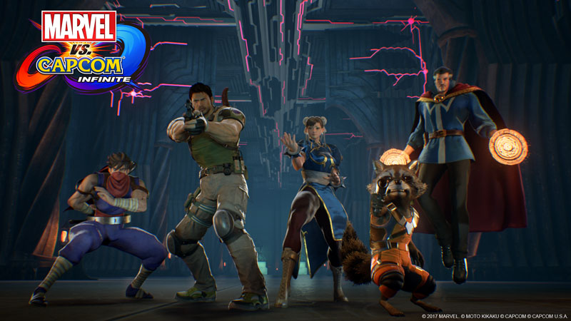 Marvel vs Capcom: Infinite - Screenshot 19