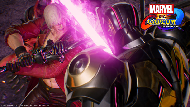 Marvel vs Capcom: Infinite - Screenshot 21