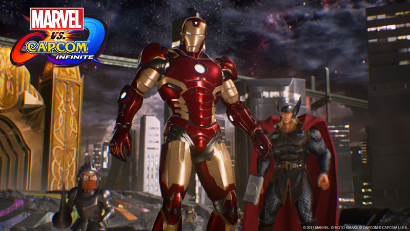 Marvel vs Capcom: Infinite - Screenshot 18
