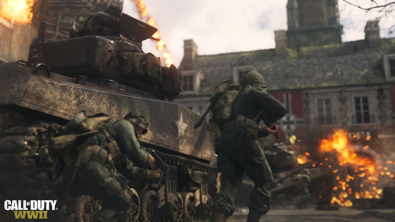 Call of Duty: WWII Steel Case Bundle - Screenshot 8