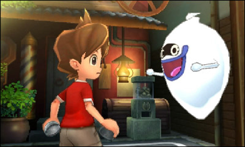 Yo-kai Watch 2: Fleshy Souls - Screenshot 6