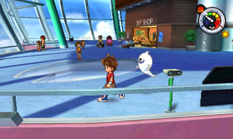 Yo-kai Watch 2: Fleshy Souls - Screenshot 7