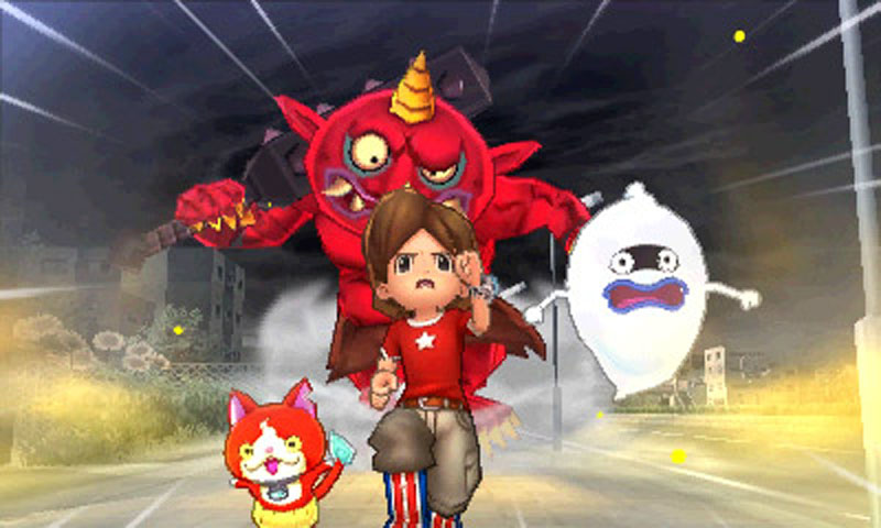 Yo-kai Watch 2: Bony Spirits - Screenshot 10