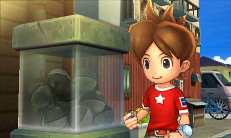 Yo-kai Watch 2: Bony Spirits - Screenshot 12