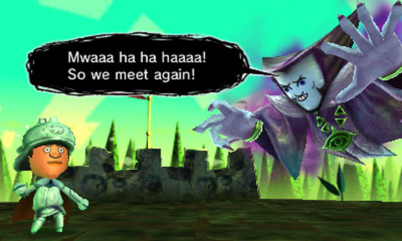 Miitopia - Screenshot 2