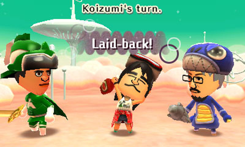 Miitopia - Screenshot 9