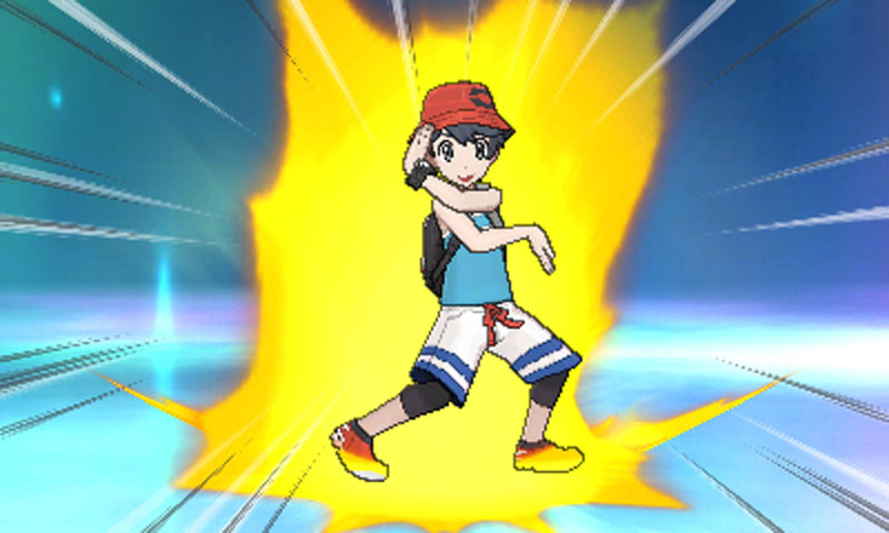 Pokemon Ultra Sun - Screenshot 4