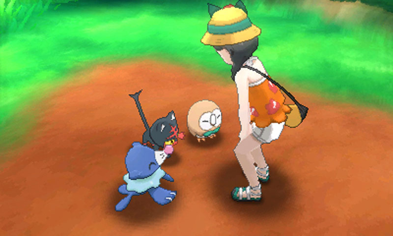 Pokemon Ultra Sun - Screenshot 8