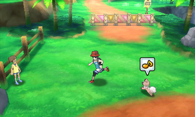 Pokemon Ultra Sun - Screenshot 9