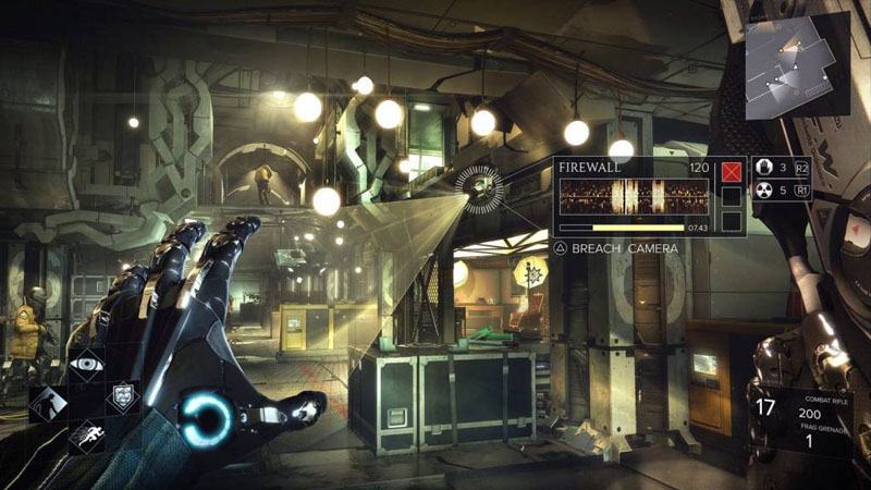 Deus Ex: Mankind Divided - Screenshot 2