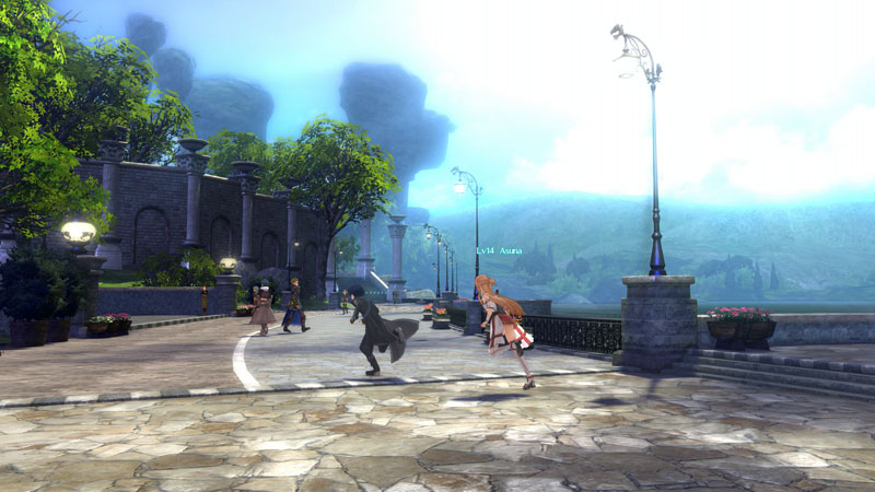 Sword Art Online: Hollow Realization - Screenshot 2