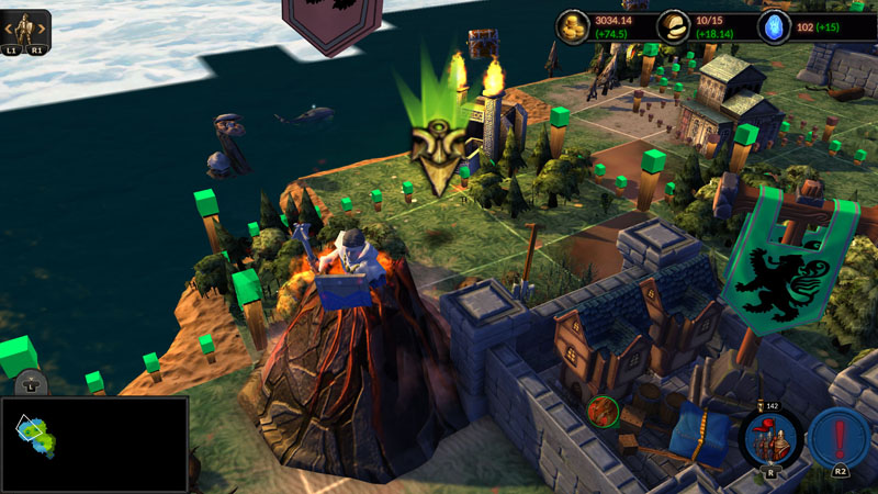 Worlds of Magic: Planar Conquest - Screenshot 7