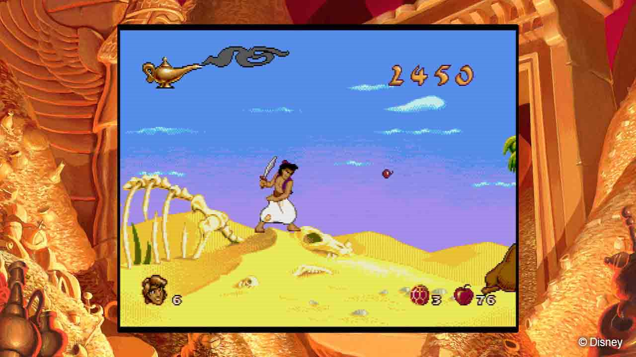Disney Classic Games – Aladdin and The Lion King - Screenshot 7