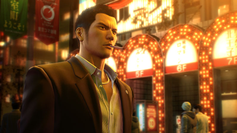 Yakuza 0 - Screenshot 10