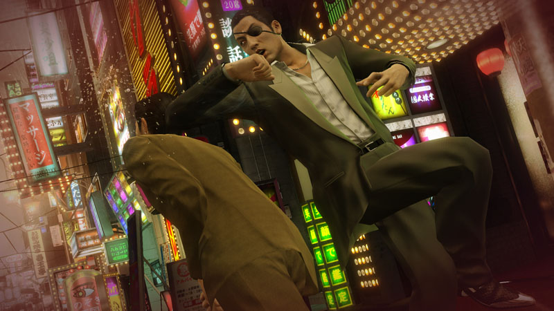 Yakuza 0 - Screenshot 6