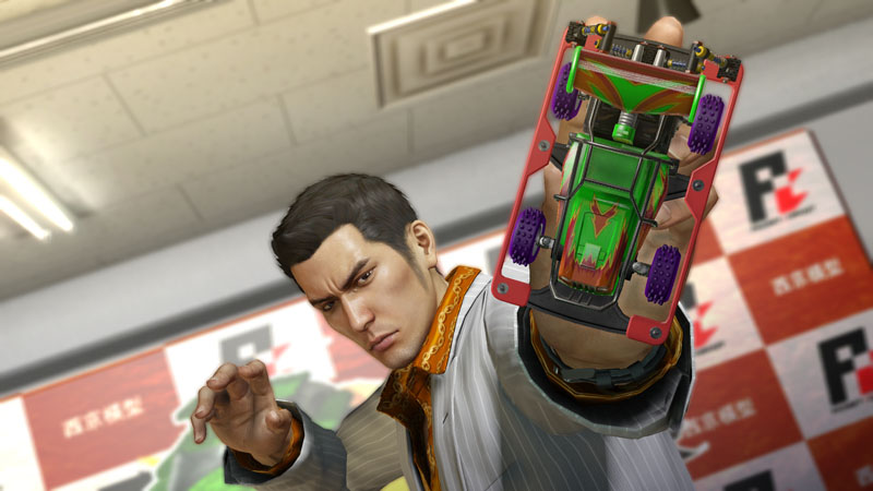 Yakuza 0 - Screenshot 1