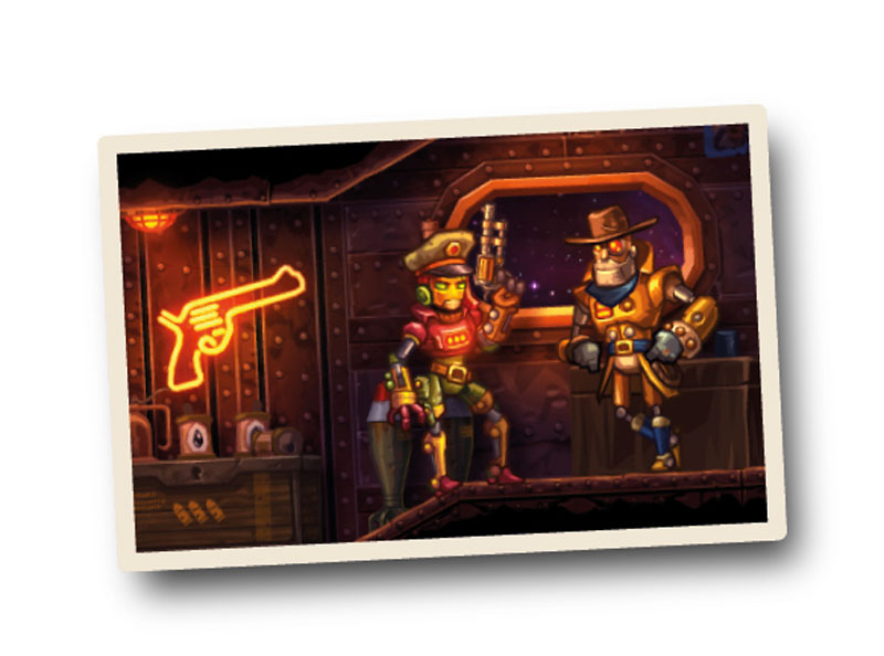 Steamworld Collection - Screenshot 4