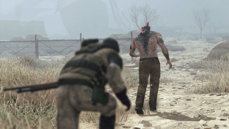 Metal Gear Survive - Screenshot 2
