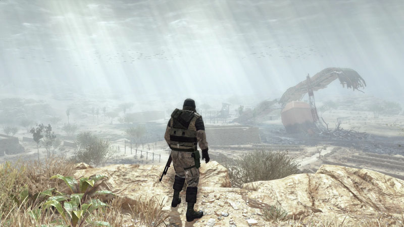 Metal Gear Survive - Screenshot 3