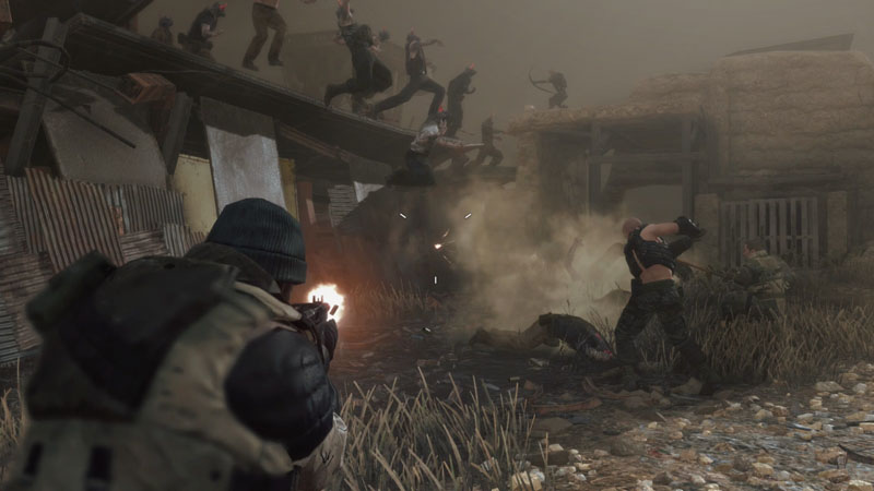 Metal Gear Survive - Screenshot 10