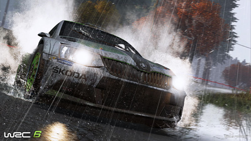 WRC 6 - Screenshot 5