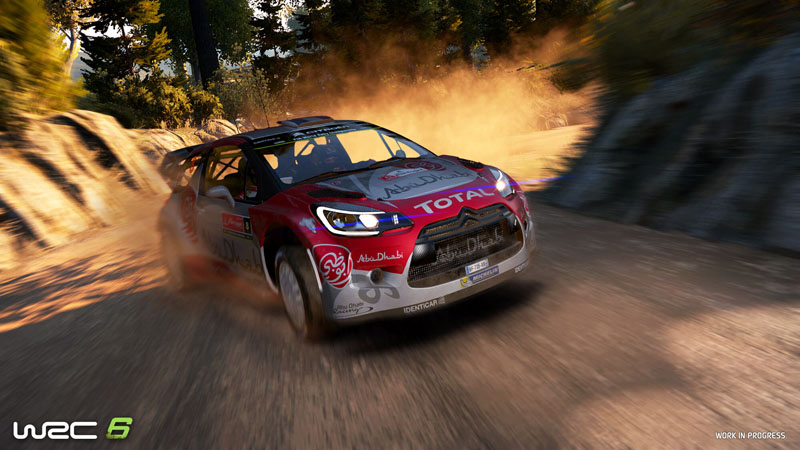 WRC 6 - Screenshot 2