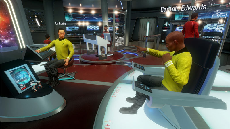 Star Trek: Bridge Crew - Screenshot 1