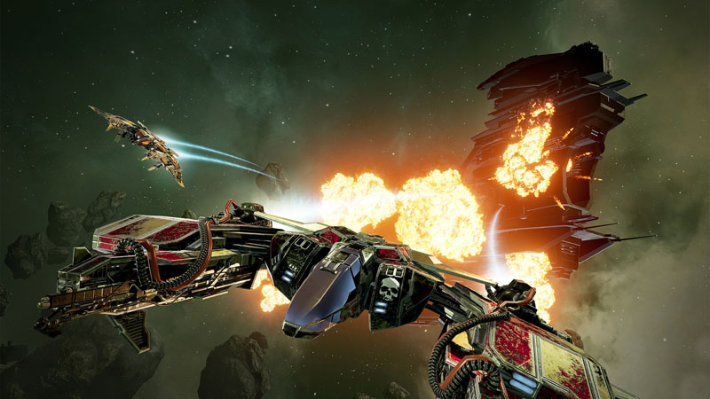 EVE: Valkyrie - Screenshot 11