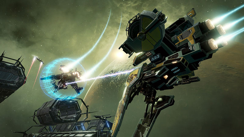 EVE: Valkyrie - Screenshot 5