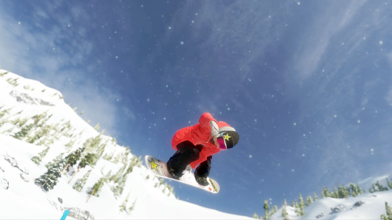 Mark McMorris: Infinite Air - Screenshot 3