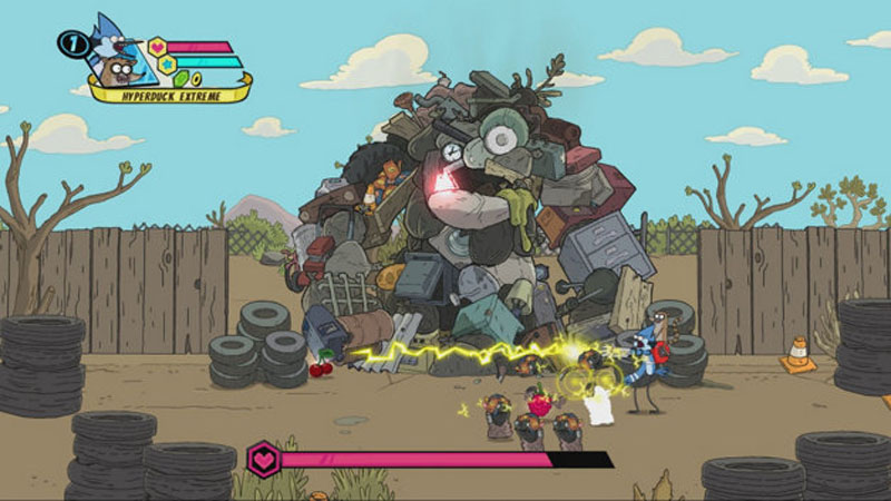 Cartoon Network: Battle Crashers - Screenshot 1