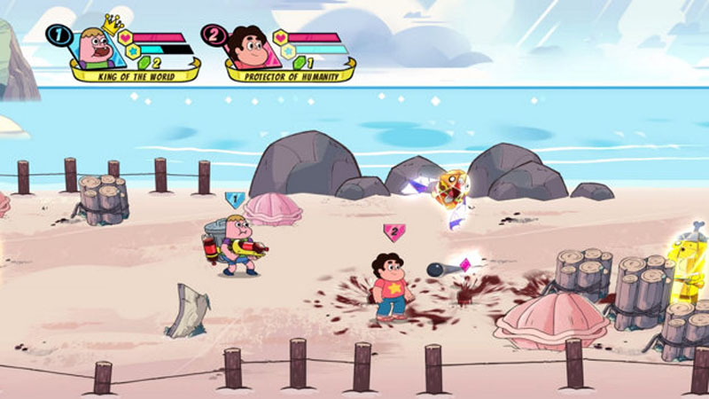 Cartoon Network: Battle Crashers - Screenshot 4