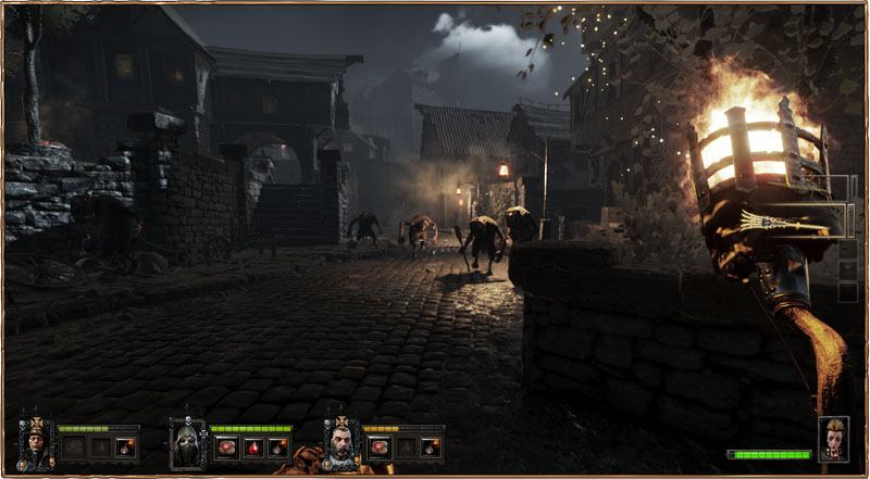 Warhammer The End Times: Vermintide - Screenshot 6