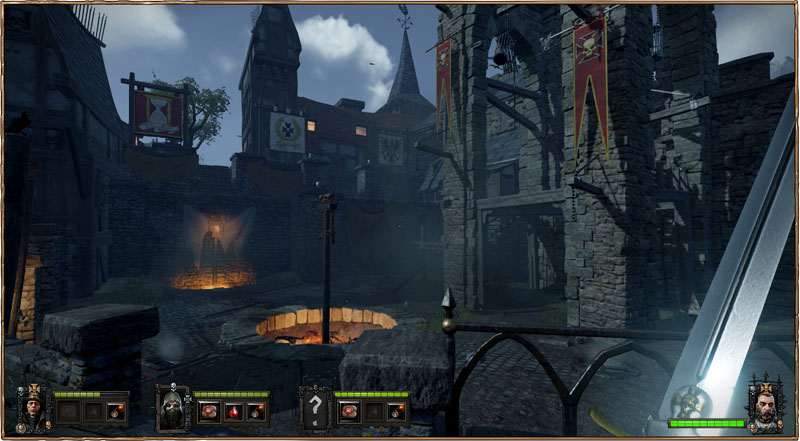 Warhammer The End Times: Vermintide - Screenshot 1