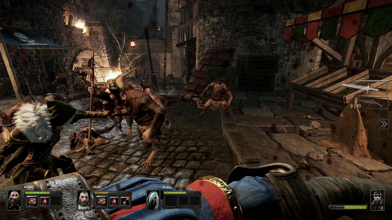 Warhammer The End Times: Vermintide - Screenshot 8