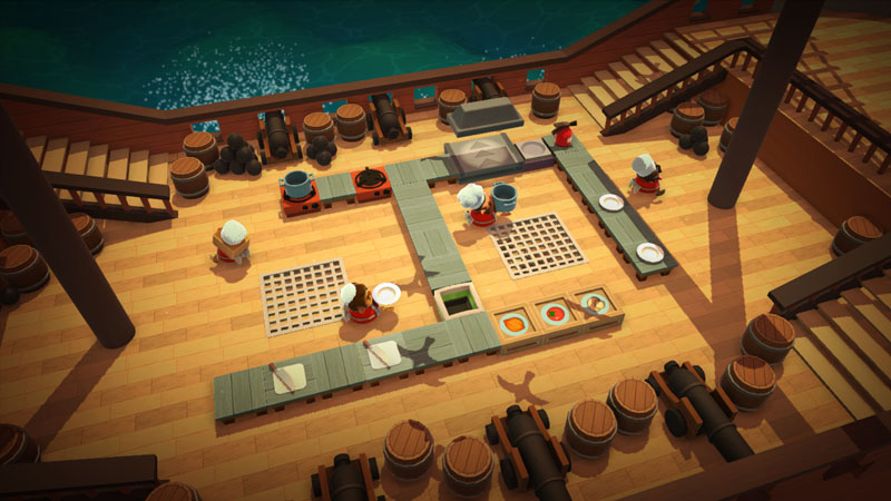 Overcooked: the Gourmet Edition - Screenshot 3