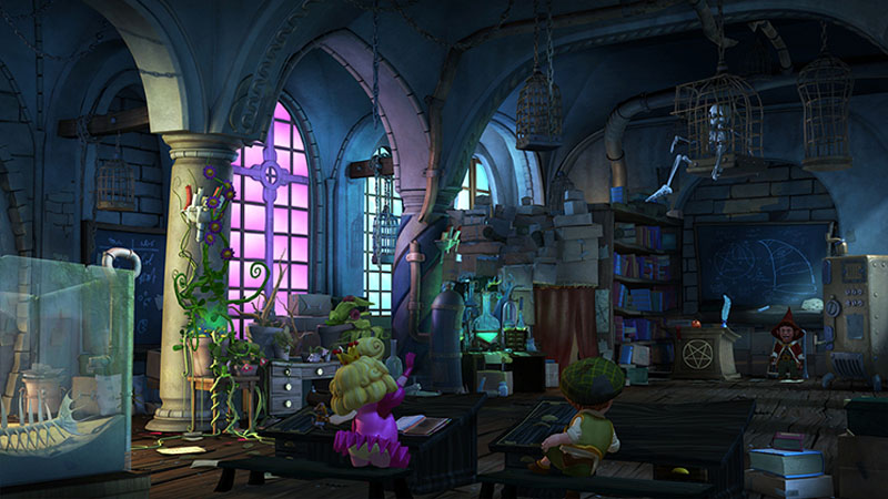 Book of Unwritten Tales 2 - Screenshot 2