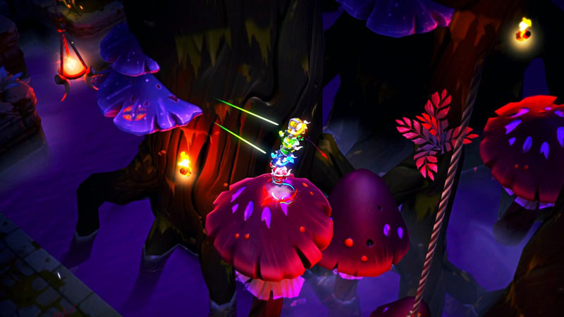 Super Dungeon Bros - Screenshot 1