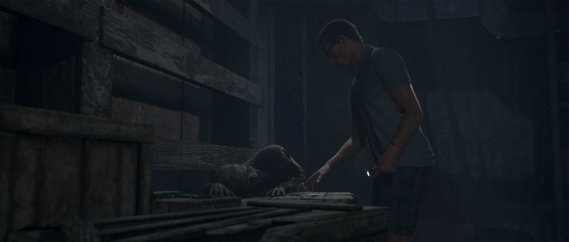 The Dark Pictures: Man of Medan - Screenshot 2