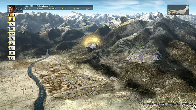 Nobunaga's Ambition: Sphere of Influence - Ascension - Screenshot 8