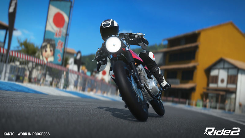 Ride 2 - Screenshot 1